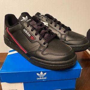 Adidas Continental 80 J Originals Sneakers Black